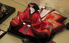 京都 尊正作 京十番親王 正絹 天目染 手描金泥正倉院文様