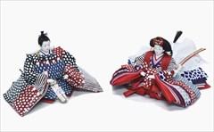 京十一番 sou・sou テキスタイル-『 間がさね 桂』『菊づくし』-
