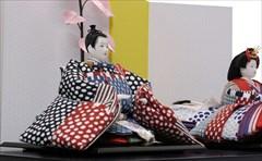 京十一番 SOU・SOUテキスタイル「間がさね 桂」と「菊づくし」
