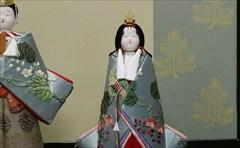 鈴木賢一 寿々喜雛 祥 [江戸後期~明治にかけての時代裂]