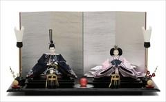 左京 京十番親王 桜ぼかしに小桜刺繍