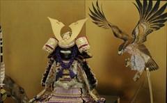 平安武久 10号 鎧 総裏打 紫裾濃 「天来の具足」