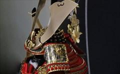 五月人形 平安豊久鎧 翠鳳 7号「綺羅星(きらぼし)」