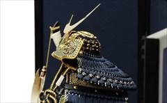 五月人形 平安豊久兜飾り 6号 「伊達政宗」